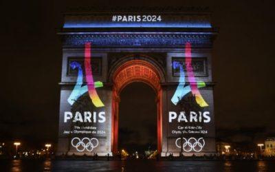 PARIS ET LES J.O. DE 2024